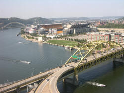 Heinz Field Pittsburgh PA