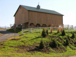 Horse Barn in Pine Township, PA 15090